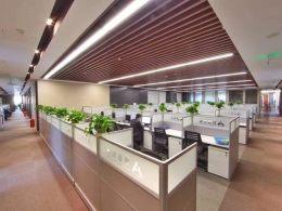 京基滨河大厦 三地铁接驳 商业配套完善 电梯口单位