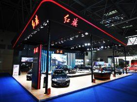 重庆汽车展会摄像