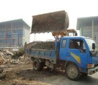 天津专业运输工程渣土建筑装修