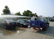 出租水罐车拉水送水 租赁水车为施工工地运输自来水