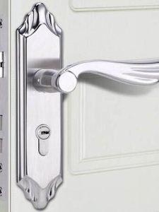 防盗门锁安装