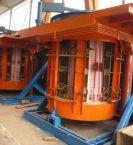 全国违规钢厂中频炉全部停产   上海中频炉回收