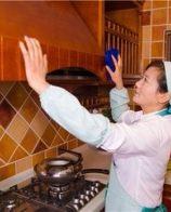 厨房保养,厨房全面清洁