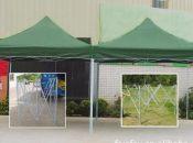 帐篷有基本的遮风挡雨功能