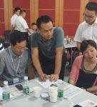 深圳班同学对金树松老师赞赏