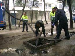 天津化粪池清掏、隔油池清掏、马桶疏通