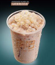 红豆雪精灵奶茶