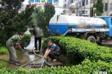 华阳专业疏通管道,汽车抽粪24小时为你服务