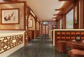 2017年西安中式茶馆装修要如