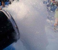 红庆酒吧泡沫机喷射式娱乐泡沫