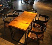 甜品店 咖啡馆桌椅亚博yabo体育