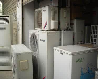 东莞报废中央空调回收厂家