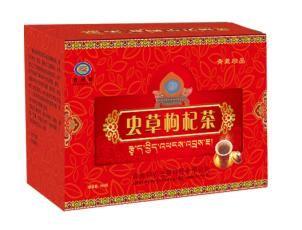蟲草枸杞茶-補腎壯陽 養顏美容