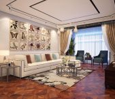 天津家庭装修 室内设计 装修效果图 免费咨询量房