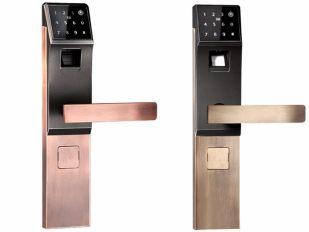 铜门专用智能锁