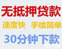 惠农无抵押贷款10万-5000万额度大,下款快