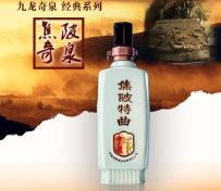 旗舰版焦陂奇泉兼香型白酒