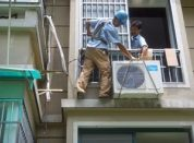 杭州空调拆迁安装