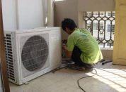 杭州蚂蚁搬家公司 空调移机加氟 长短途搬家设备搬迁