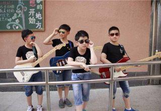 吉他一对一培训