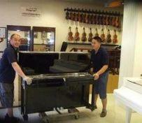 钢琴搬运服务