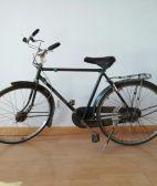 1956年兰令牌(老凤头)自行车
