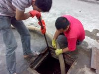 上海化粪池清理——讲解清理化粪池的施工步骤