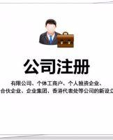 上海浦东公司注册