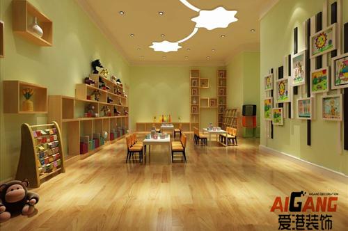 重庆幼儿园装修设计规范有哪些?爱港装饰为您解答!