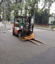 广州海珠区 叉车租赁 装卸搬运