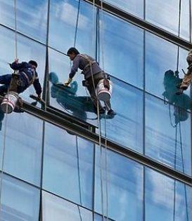 上海保洁公司 浦东玻璃清洗