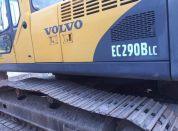 沃尔沃290B挖掘机