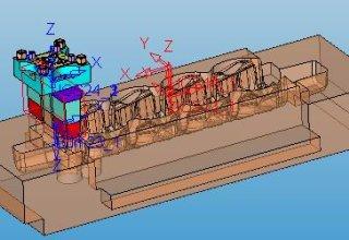 CAD平面绘图