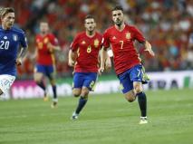 西班牙队官宣比利亚因伤退出 无缘出战世预赛