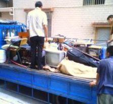 北京居民搬家