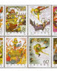 2016年1-6月纪特邮票发行量 ★套票、小型张、