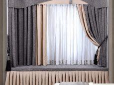 简约现代风格窗帘