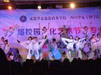 我校第19届校园文化艺术节1月9日隆重举行闭幕晚会