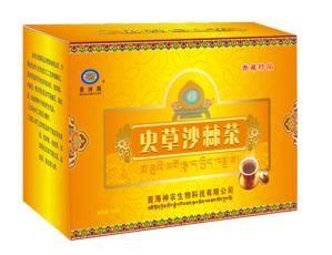 蟲草沙棘茶-延緩衰老 調節血脂
