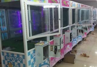 开始接二手娃娃机回收 回收游戏机 回收模拟机游戏机