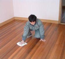 北京保洁公司地板打蜡