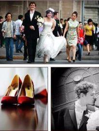创意婚礼流程中的点子 举行不一样的婚礼