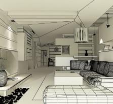 晋城室内设计普通基础班  基础要扎实