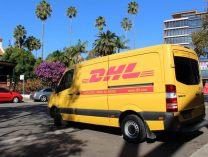 重庆DHL快递电话