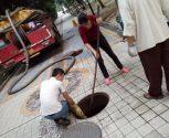 静海杨城庄管道疏通清洗|西青管道清洗清淤