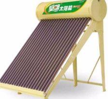 皇明太阳能热水器上门维修