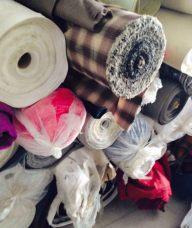 北京库存布料回收-北京羽绒回收