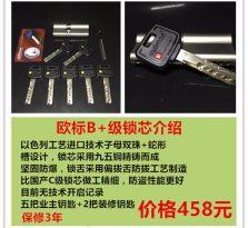 欧标B+级锁芯
