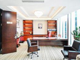 免押金每月只需交租金就可以入驻 高层带全套豪华家私