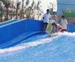 模拟冲浪器租赁 放心享受冲浪的快感